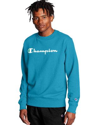 Толстовка Champion Powerblend® Crew Y06794. Оригинал.
