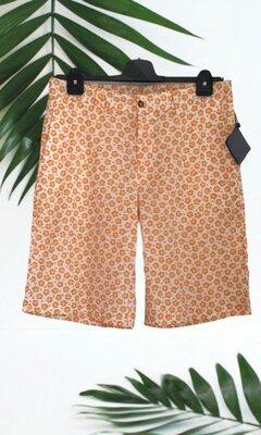 Новые брендовые хлопковые мужские шорты EREDI RIDELLI, Италия.