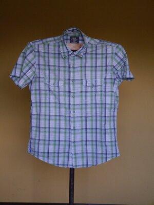 Рубашка-Теніска котонова розмір L H&M