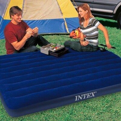 Надувной матрас INTEX Интекс ІНТЕКС 64759 двухместный 152-203-25см