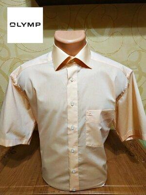 Рубашка от olymp 69,95 современной формы с короткими рукавами.