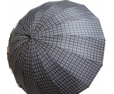 Зонт трость антиветер