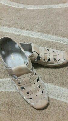 Туфли, сандали, мокасины летние