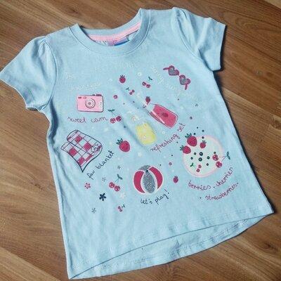 Футболка для девочки, футболочка для девочки, футболка детская, футболка на дівчинку