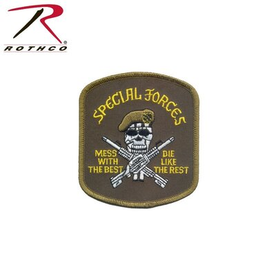 Нашивки rothco special forces patch
