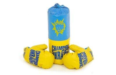 Боксерский набор 0005DT Бол Украина