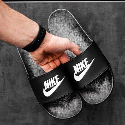 Тапки шлепанцы мужские Nike