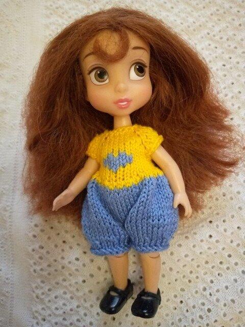 Кукла куколка Бель минианиматор мини аниматор Дисней Disney: 180 грн - куклы, пупсы disney в Киеве, объявление №26291981 Клубок (ранее Клумба)