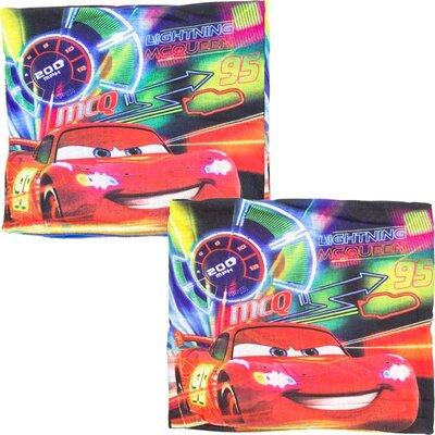 Яркий шарф, снуд, хомут Тачки, Cars на мальчика, Disney / Pixar