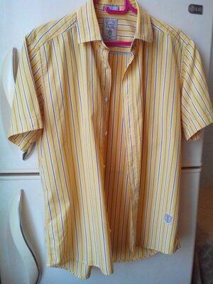 Рубашка шведка cottonfield оригинал 100% coton