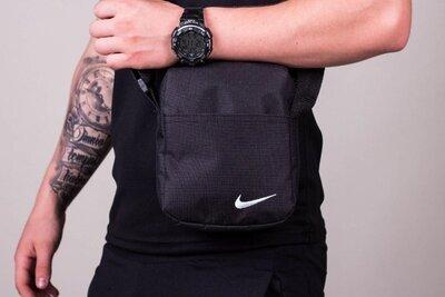 Сумка через плече Сумка-Мессенджер Nike Black