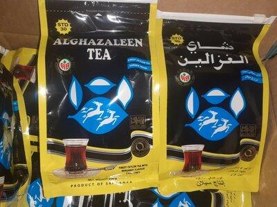 Черный с бергамутом цейлонскийчайAkbar Do ghazal tea