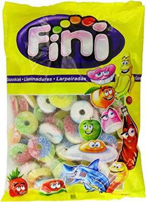 Мармеладные кольца Fini Jelly Circle в присыпке 1 кг