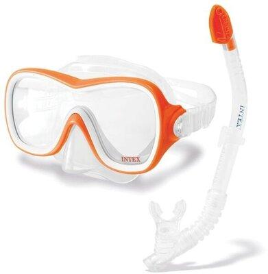 Набор для подводного плавания Intex 55647, маска и трубка
