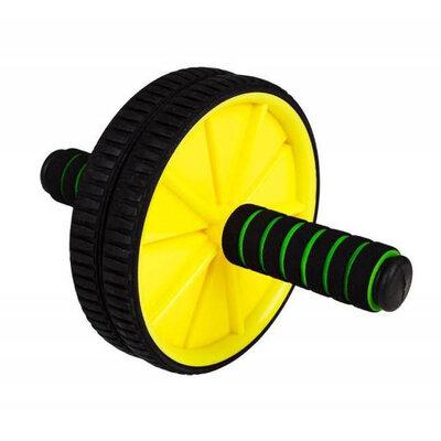 Тренажер ролик колесо для пресса Hop-Sport