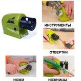 Беспроводная универсальная точилка для ножей, ножниц и инструментов