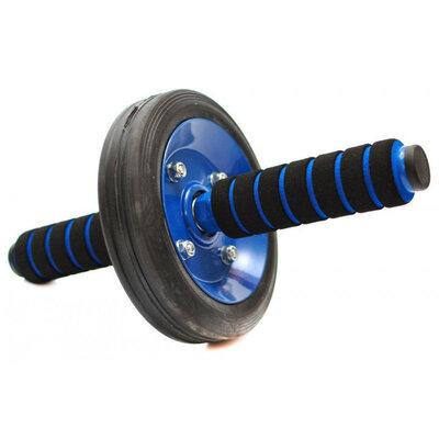 Тренажер ролик колесо для пресса EnergyFit с неопреновыми ручками