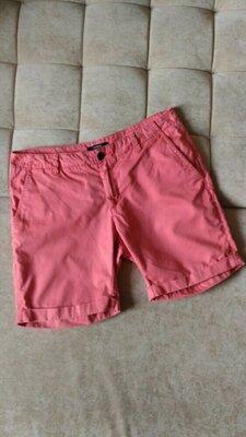 Мужские шорты Lindex терракотового кораллового цвета Размер l xl