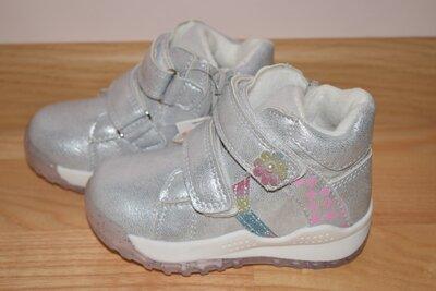 Черевики демісезонні на дівчинку Tom m арт.7757-F ботинки на девочку демисезонные