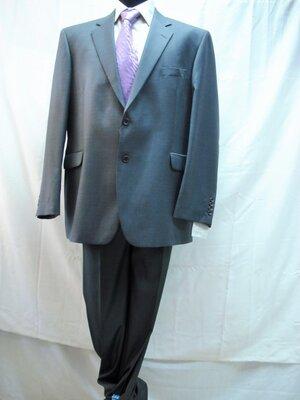 Костюм Simoni классический мужской пиджак и брюки размер 62 рост 4