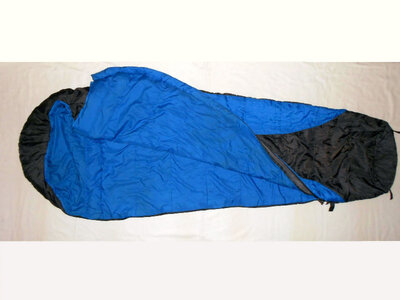 Большой спальный мешок Mountain Life summit 250