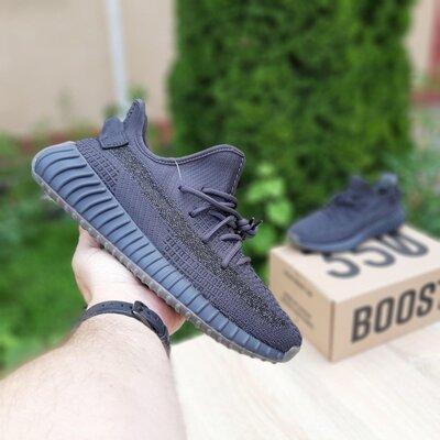 Кроссовки Adidas Yeezy Boost 350, рефлективная полоса