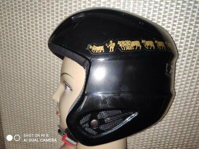 Фирменний стильний защитний шлем каска Scout.56-58.м-л.