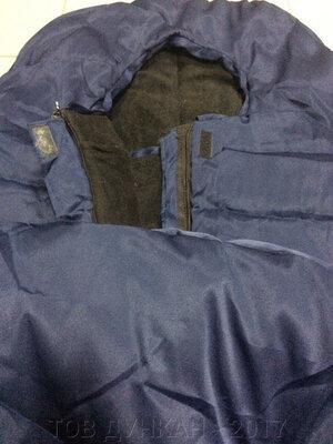 Армейский Спальный мешок Киборг для низких температур