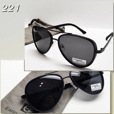 Стильные очки авиаторы с поляризацией