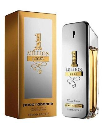 Paco Rabanne 1 Million Lucky Мужская туалетная вода 100 мл