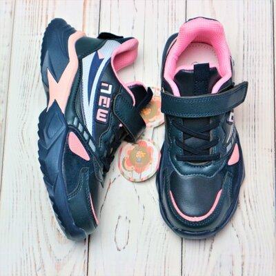 Низкая цена - супер качество Стильные кроссовки для девочки Том.м