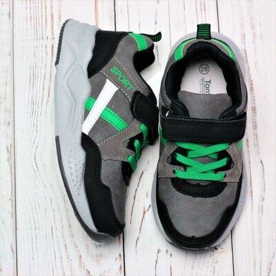 Низкая цена -супер качество Стильные кроссовки для мальчика Том.м
