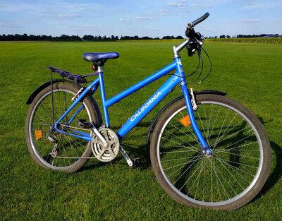 Велосипед многоскоростной 26 дюймов California из Европы 21 скорость