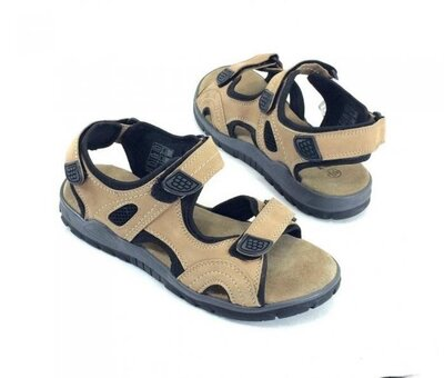 Кожаные мужские сандалии crivit р.41