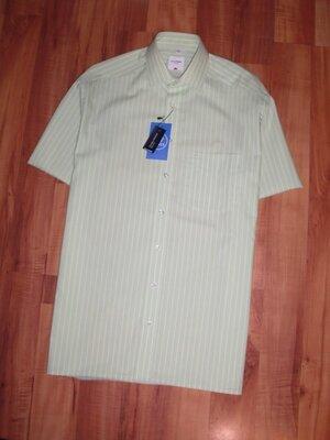 новая рубашка Olymp Luxor Германия active gant armani camel