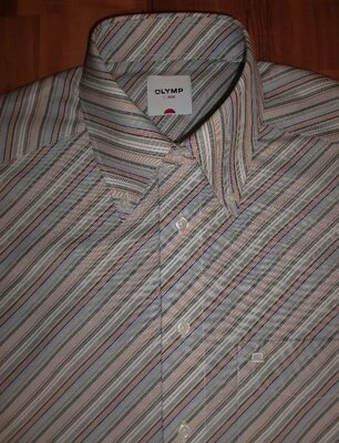новая рубашка Olymp Luxor tom navigare hagan tailor etro
