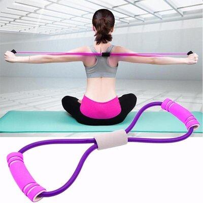 Эспандер для фитнеса Fit Band спортивные резинки-эспандер