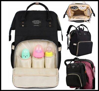 Сумка, рюкзак, органайзер, 3в1 для мам Новинка 2020