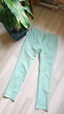 Мужские мятные брюки штаны pierre carden оригинал