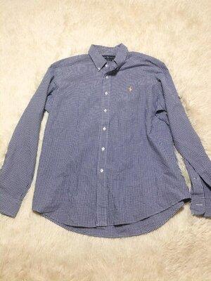 Рубашка фирмы Railph Lauren.