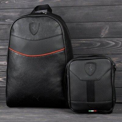 комплект рюкзак барсетка PUMA Ferrari