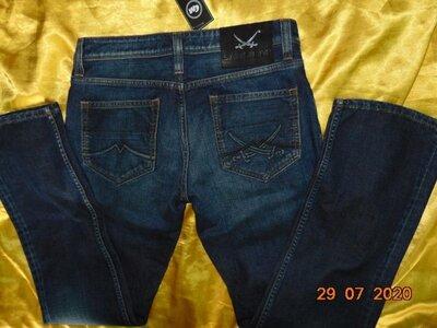 Новие стильние фирменние джинси брюки корсар бренд Denim.Sansibar.34 .л .