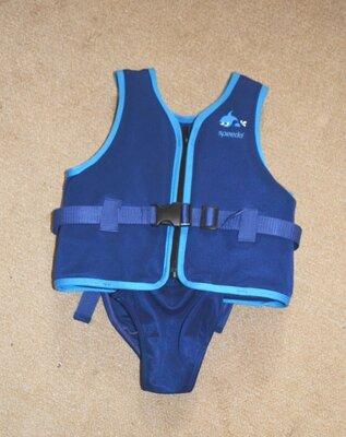 Продано: Жилет для обучения плаванию, поплавок Speedo р. 4-5 лет 22-26 кг