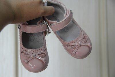 детские туфли на девочку Фламинго Flamingo 24р 25р 26р 27р 28р 29р нат кожа