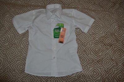 новая белая блузка Lily&Dan на 6 лет рост 116 Англия
