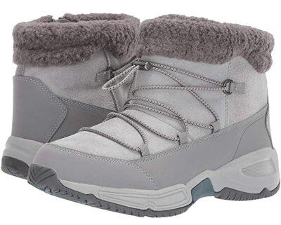 Зимние замшевые женские теплые ботинки с Америки. 36-37р. Подойдут также подростку.