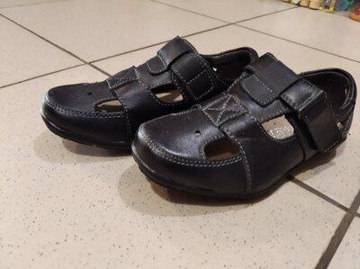 Летние туфли для мальчика 17см, 17,5 см