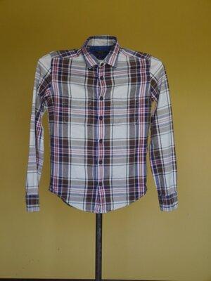 Рубашка розмір S Zara man