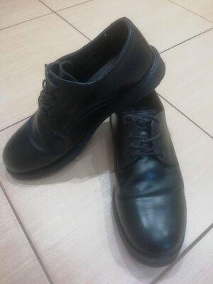 Кожаные туфли George на мальчика , размер 39