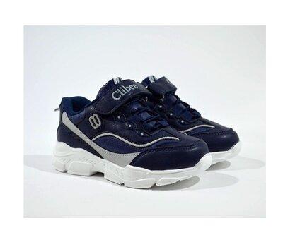 Кроссовки 26-31 супинатор эко-кожа текстиль пена легкие мальчик спортивная обувь, кроссы.